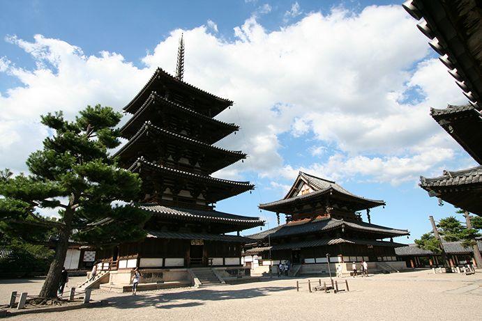 法隆寺の画像 p1_19
